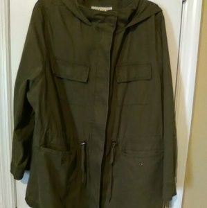 Ava & Viv Utility Jacket